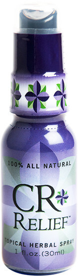 CR Relief Hemp-Infused and Nutrient-Rich Products